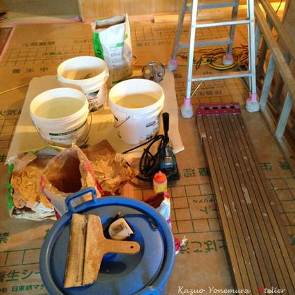 鎌倉稲村ケ崎の家のリフォーム工事